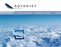 Rotorjet Group | Web Design