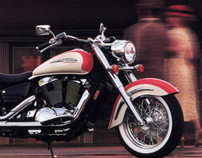 Honda Shadow 750 IV