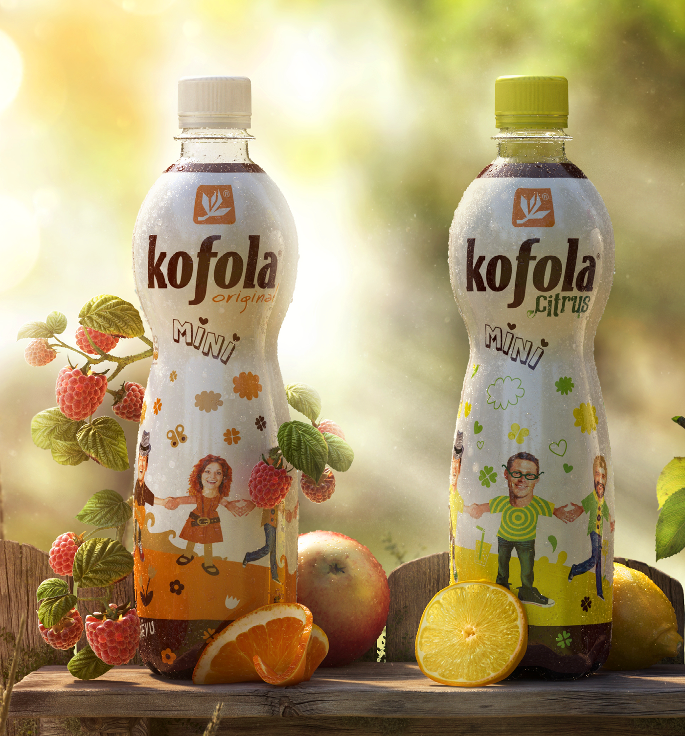 Kofola soft drinks