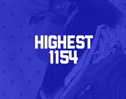Highest 1154 Clothing Company