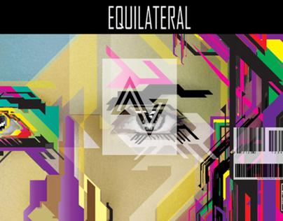EQUILATERAL VIBRATION TUTORIAL - ADOBE ILLUSTRATOR CS5