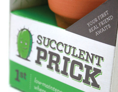The Succulent Prick