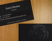 Business Card Guto Oliveira