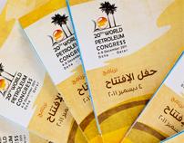 20th World Petroleum Congress - Opening Ceremony