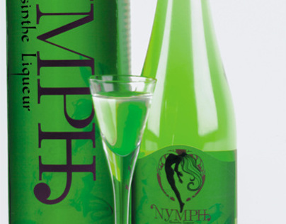 Nymph Absinthe Vodka