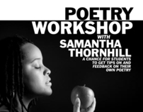 The Writers Society - Poetry Workshop