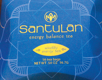 SANTULAN: Energy Balance Tea