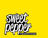 Sweet Pepper Productions Branding