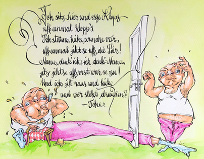 »berlin sayings« | illustrations
