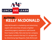 AAF Lunch & Learn // Kelly McDonald