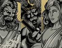 Gods & Goddesses Series 1