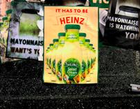 Heinz Salad Cream - Mayo Police