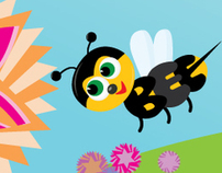 Childrens Book : Billy Bee