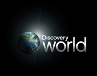 Discovery World Channel Re-fresh