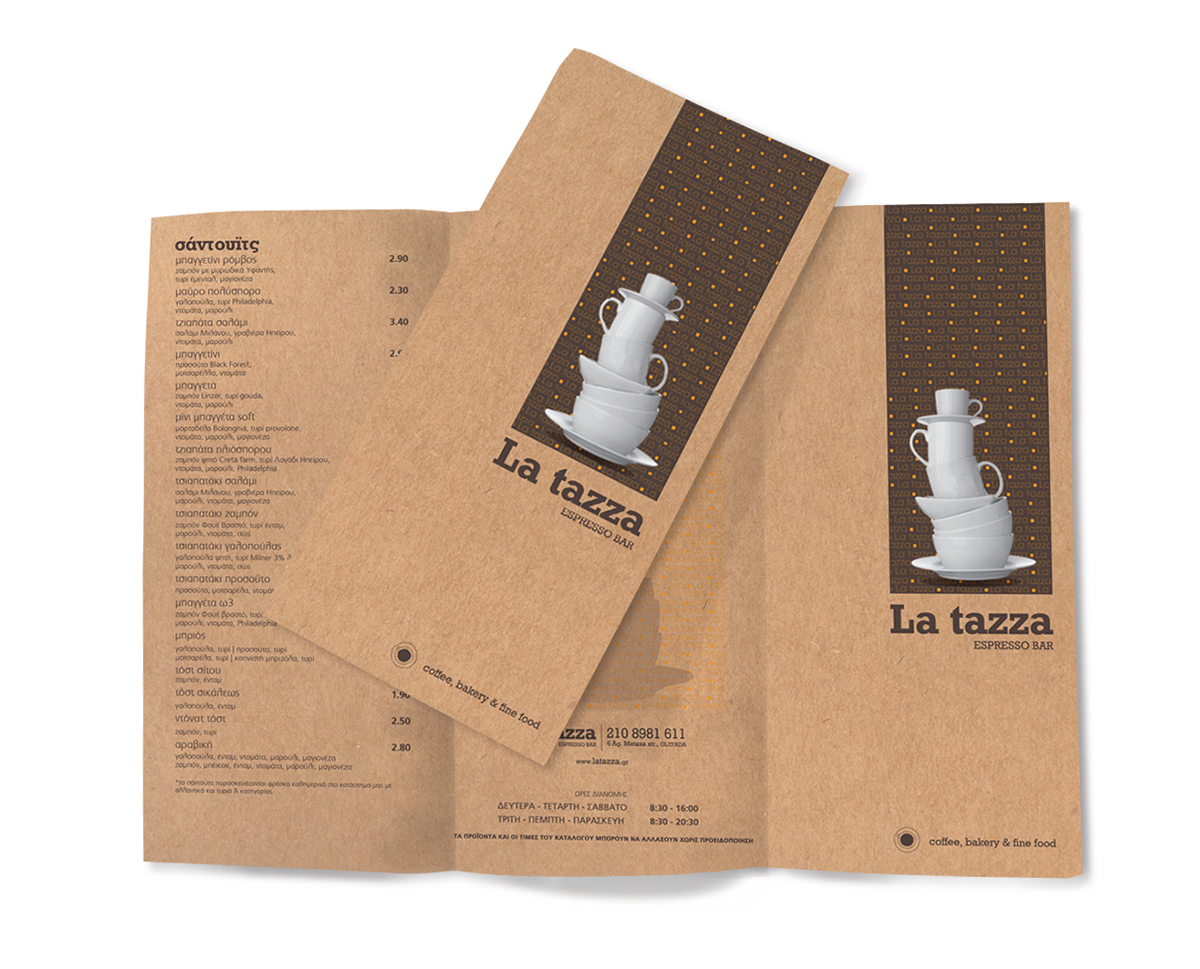 La Tazza | Espresso Bar