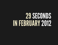 29 SECONDS