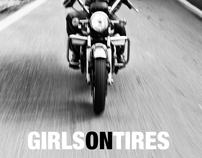 Girls on tires