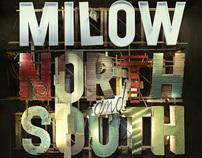 Milow Album North and South