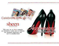 SHEEN MAGAZINE ANNIVERSARY CELEBRATION
