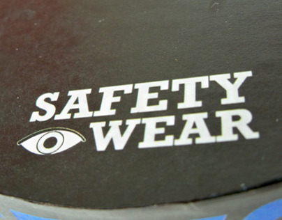 Safety Eyewear Package Design