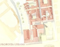 Urban Proposal for Pieve di Cento
