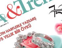 A&Trend Magazine Cover