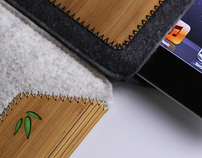 Wool Felt iPad Sleeves