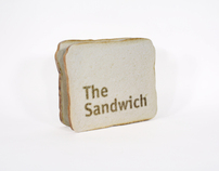 The Sandwich, dvd packaging