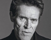 Willem Defoe, NYLON Guys