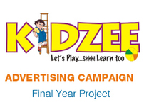 Advertising Campaign for Kidzee International School