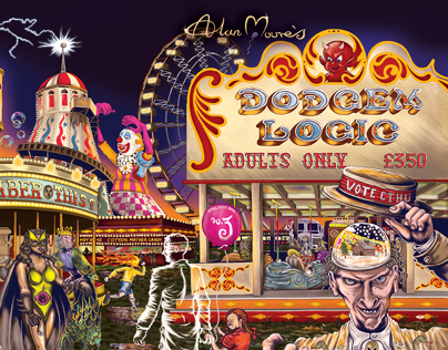 Dodgem Logic Magazine & website