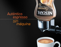 True espresso without coffe machine