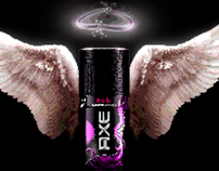 AXE Excite: Even Angels Will Fall, The 8-bit Video Game