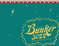 Bunker3022 Greeting Card