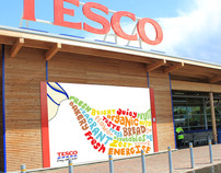 Tesco - In-store Communications