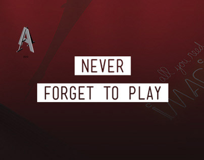 Never Forget to Play