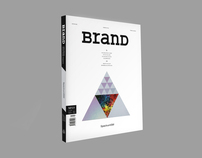 "BranD Magazine Launching Project -  ""SpectrumISM"""