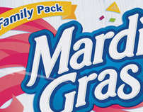 Mardi Gras Packaging