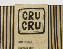 Crucru - Vegan shop project