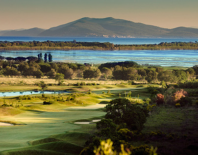 Argentario Golf - Photography