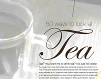 50 Ways to Look at Tea