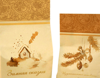 Packaging design and label