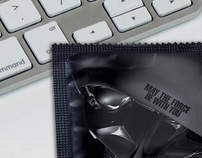 May the condoms be with you
