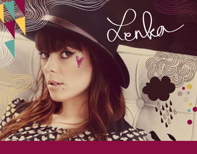 PROJECT: Lenka Album Catalog