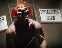 Sony Playstation Twisted Metal Cinematics