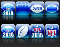 NFL 2010 UI Elements