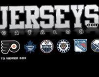 Hockey Jerseys Online Catalog
