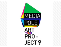 Media Pole Art Project 9