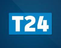 T24.com.tr Online Newspaper / Web & Mobile