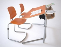 Perch Ergonomic School Furniture